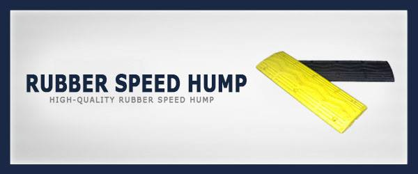 PCP Engineering & Constructions - Rubber Speed Hump